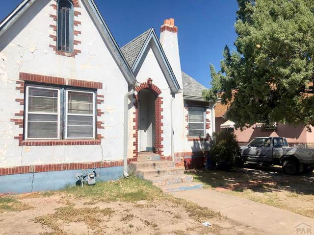 1521 E 4th St, Pueblo, CO 81001 (MLS #182567) :: The All Star Team of Keller Williams Freedom Realty