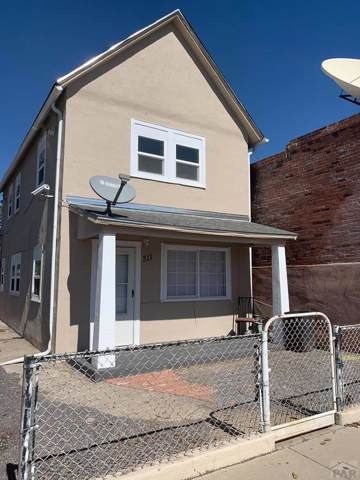 311 E Northern Ave, Pueblo, CO 81006 (MLS #182568) :: The All Star Team of Keller Williams Freedom Realty