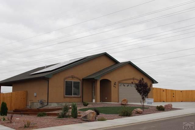 4413 Meadowlark Lane, Pueblo, CO 81008 (MLS #182579) :: The All Star Team of Keller Williams Freedom Realty
