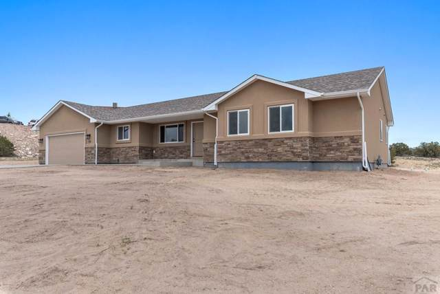 413 S Tejon  Ave, Pueblo West, CO 81007 (MLS #182585) :: The All Star Team of Keller Williams Freedom Realty