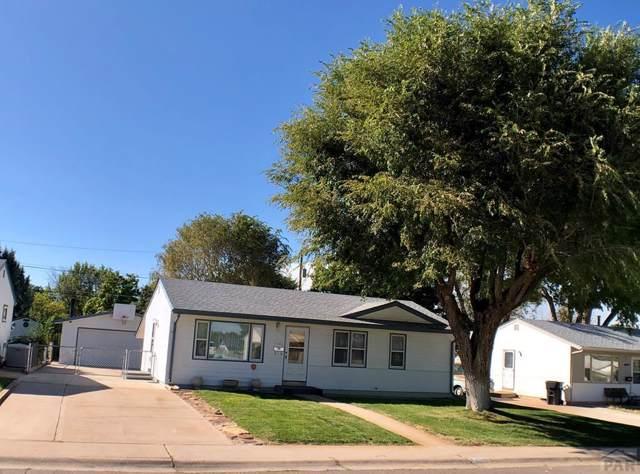 2541 Hyacinth St, Pueblo, CO 81005 (MLS #182598) :: The All Star Team of Keller Williams Freedom Realty