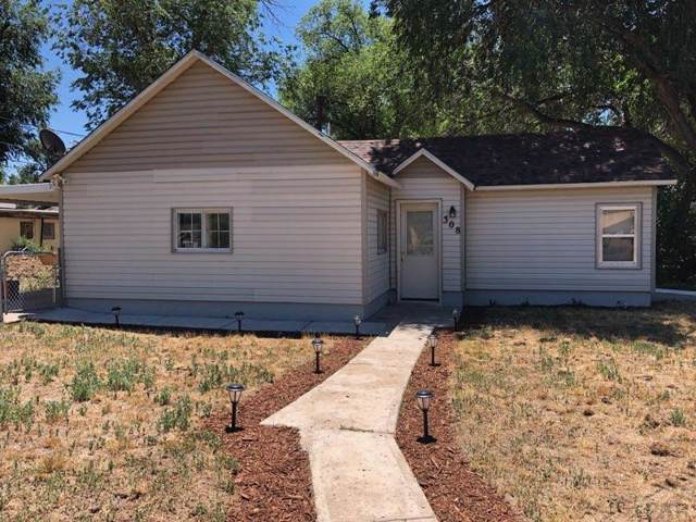 308 W Pitkin Ave, Fowler, CO 81039 (MLS #182600) :: The All Star Team of Keller Williams Freedom Realty
