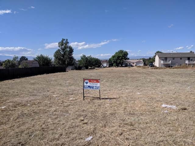 811 S Laurue Dr #11, Pueblo West, CO 81007 (MLS #182612) :: The All Star Team of Keller Williams Freedom Realty