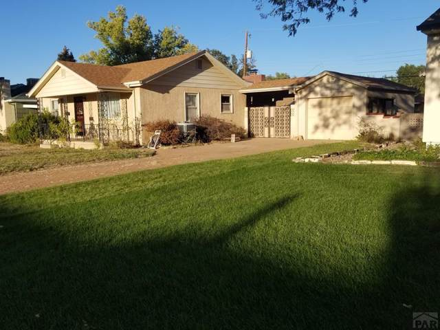 624 Morrison Ave, Pueblo, CO 81005 (MLS #182617) :: The All Star Team of Keller Williams Freedom Realty