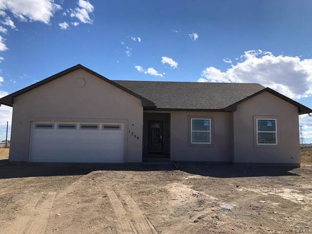 1720 N Bear Gulch Lane, Pueblo West, CO 81007 (MLS #182631) :: The All Star Team of Keller Williams Freedom Realty