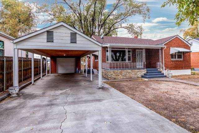 2019 Oakland Ave, Pueblo, CO 81004 (MLS #182643) :: The All Star Team of Keller Williams Freedom Realty