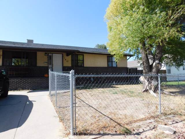 1915 Palmer Ave, Pueblo, CO 81004 (MLS #182650) :: The All Star Team of Keller Williams Freedom Realty