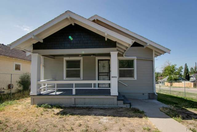 1002 E 11th St, Pueblo, CO 81001 (MLS #182658) :: The All Star Team of Keller Williams Freedom Realty