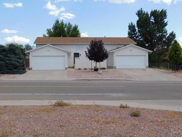 976 S Palomar Dr 976/978, Pueblo West, CO 81007 (MLS #182667) :: The All Star Team of Keller Williams Freedom Realty