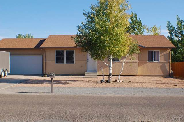 746 S Aguilar Dr, Pueblo West, CO 81007 (MLS #182670) :: The All Star Team of Keller Williams Freedom Realty