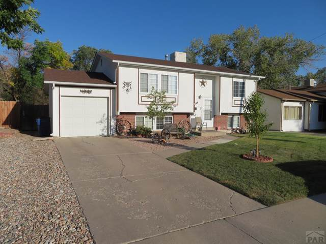 144 Schirra Rd, Pueblo, CO 81001 (MLS #182675) :: The All Star Team of Keller Williams Freedom Realty