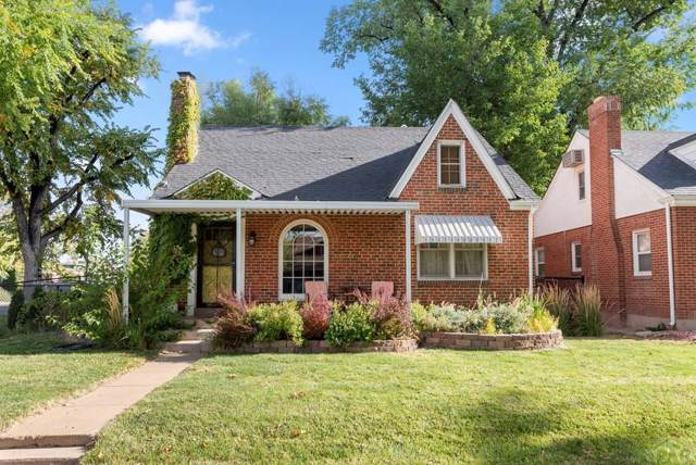 331 W Orman Ave, Pueblo, CO 81004 (MLS #182686) :: The All Star Team of Keller Williams Freedom Realty