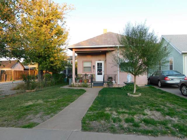 1724 E Abriendo Ave, Pueblo, CO 81004 (MLS #182688) :: The All Star Team of Keller Williams Freedom Realty