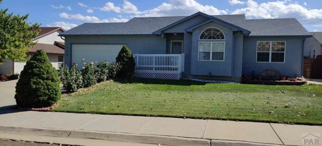 1508 Lawrence, Trinidad, CO 81082 (MLS #182703) :: The All Star Team of Keller Williams Freedom Realty