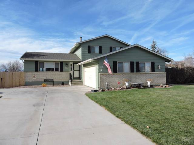 906 Candytuft Blvd, Pueblo, CO 81001 (MLS #182709) :: The All Star Team of Keller Williams Freedom Realty