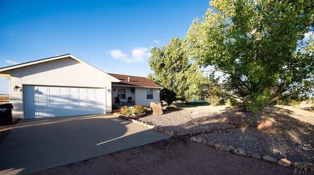 221 W Bywood Dr, Pueblo West, CO 81007 (MLS #182710) :: The All Star Team of Keller Williams Freedom Realty