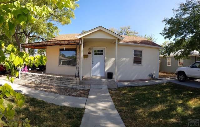 722 Arlen Ave, Pueblo, CO 81005 (MLS #182711) :: The All Star Team of Keller Williams Freedom Realty