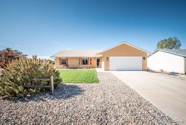 665 S Mccoy Dr, Pueblo West, CO 81007 (MLS #182719) :: The All Star Team of Keller Williams Freedom Realty