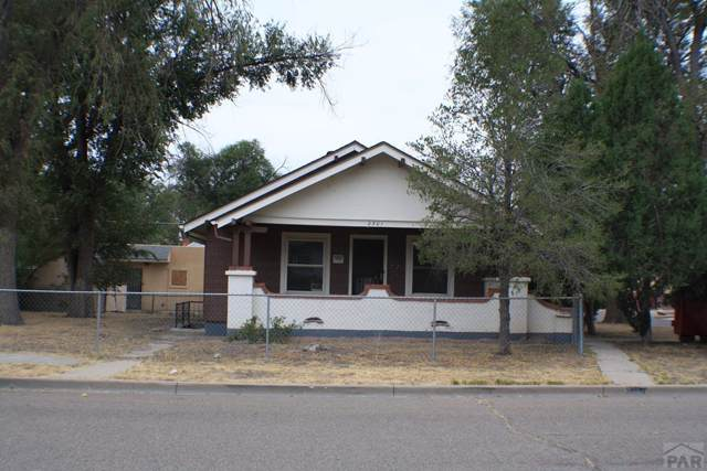 2301 Oakland Ave, Pueblo, CO 81004 (MLS #182722) :: The All Star Team of Keller Williams Freedom Realty