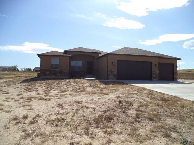 1174 W Moccasin Dr, Pueblo West, CO 81007 (MLS #182724) :: The All Star Team of Keller Williams Freedom Realty