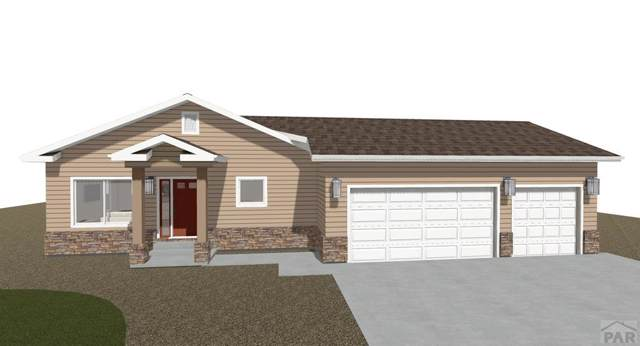 1070 E Wild Rose Lane, Pueblo West, CO 81007 (MLS #182726) :: The All Star Team of Keller Williams Freedom Realty