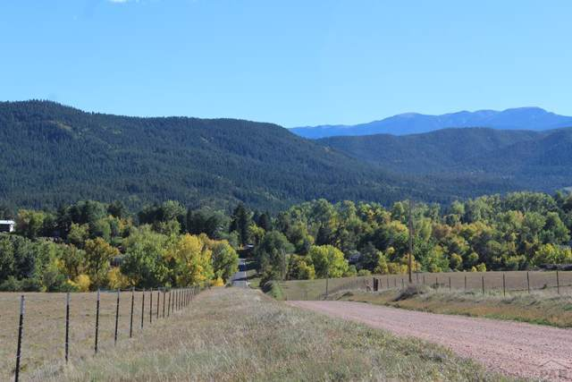 TBD North Creek Cut-Off #3, Beulah, CO 81023 (MLS #182727) :: The All Star Team of Keller Williams Freedom Realty