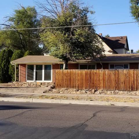 1517 Sprague Ave, Pueblo, CO 81004 (MLS #182729) :: The All Star Team of Keller Williams Freedom Realty