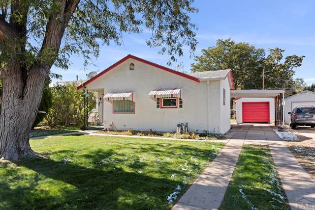415 Henry Ave, Pueblo, CO 81005 (MLS #182734) :: The All Star Team of Keller Williams Freedom Realty