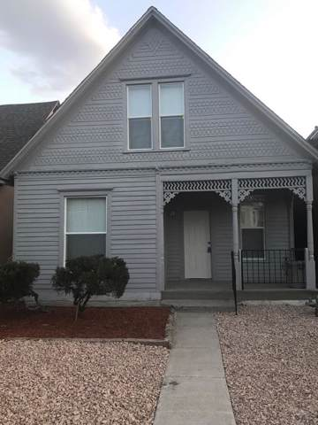 522 W 12th St, Pueblo, CO 81003 (MLS #182736) :: The All Star Team of Keller Williams Freedom Realty