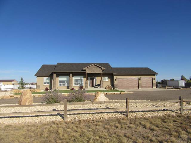 1362 S Sweetwater Ave., Pueblo West, CO 81007 (MLS #182741) :: The All Star Team of Keller Williams Freedom Realty