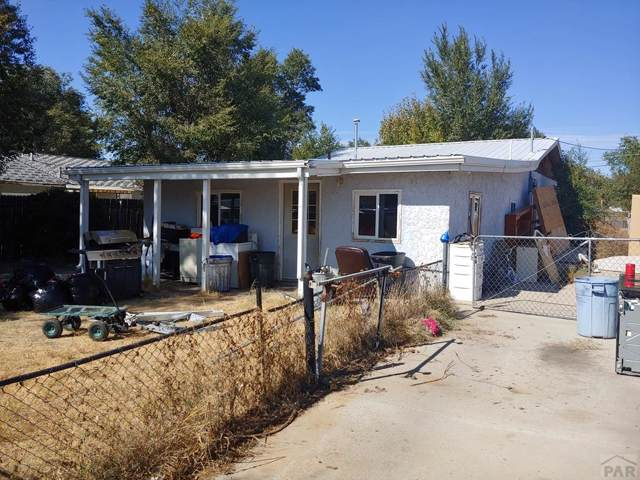 1939 W 21st St, Pueblo, CO 81003 (MLS #182745) :: The All Star Team of Keller Williams Freedom Realty