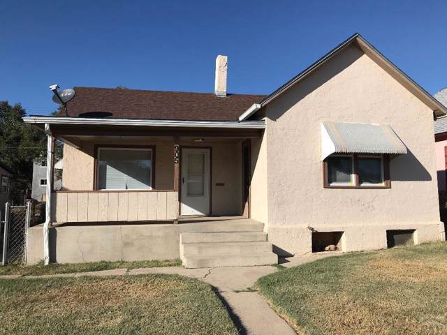 905 E 4th St, Pueblo, CO 81001 (MLS #182750) :: The All Star Team of Keller Williams Freedom Realty