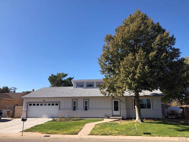 209 Starlite Dr, Pueblo, CO 81005 (MLS #182751) :: The All Star Team of Keller Williams Freedom Realty