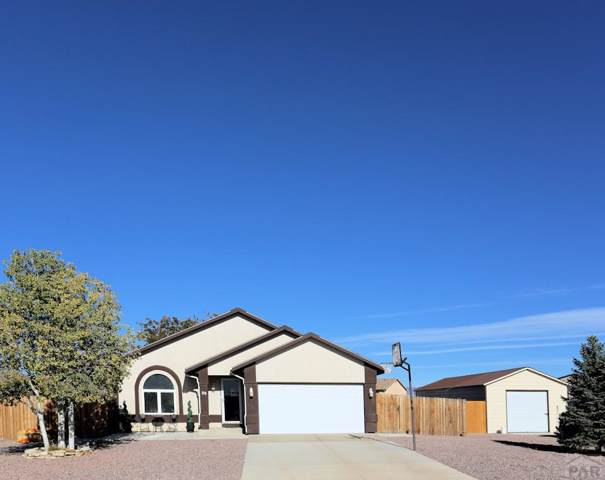 89 S Tequila Dr, Pueblo West, CO 81007 (MLS #182753) :: The All Star Team of Keller Williams Freedom Realty