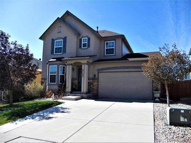 9769 Fleece Flower Way, Peyton, CO 80831 (MLS #182758) :: The All Star Team of Keller Williams Freedom Realty