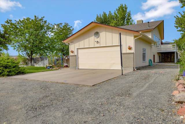 523 S Falcon Dr, Pueblo West, CO 81007 (MLS #182759) :: The All Star Team of Keller Williams Freedom Realty