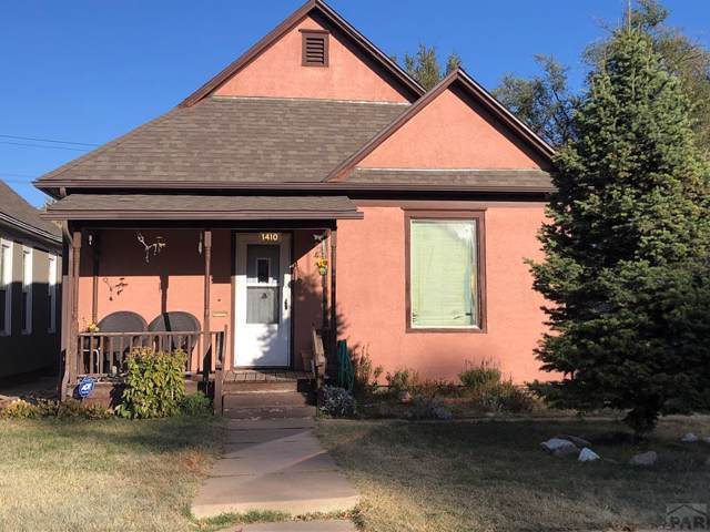 1410 Carteret Ave, Pueblo, CO 81005 (MLS #182801) :: The All Star Team of Keller Williams Freedom Realty