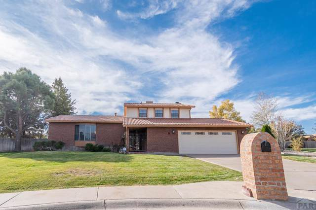 9 Destino Place, Pueblo, CO 81005 (MLS #182814) :: The All Star Team of Keller Williams Freedom Realty