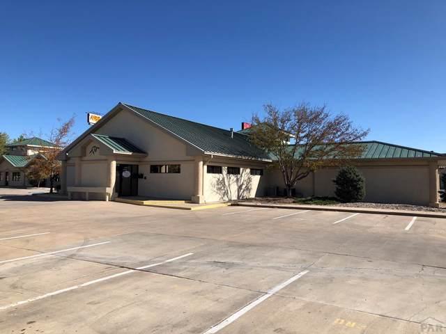 4718 N Elizabeth St, Pueblo, CO 81008 (MLS #182831) :: The All Star Team of Keller Williams Freedom Realty