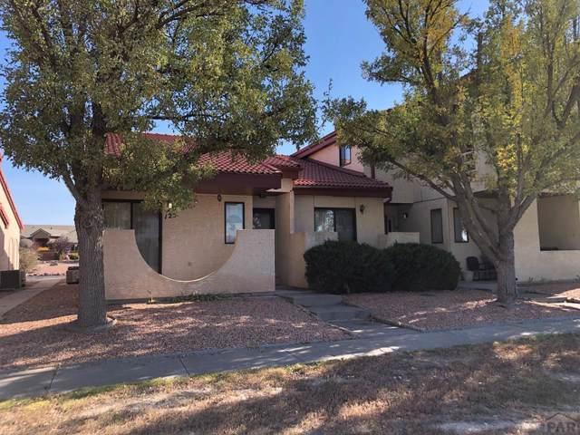 125 Fairway Village, Pueblo, CO 81007 (MLS #182871) :: The All Star Team of Keller Williams Freedom Realty