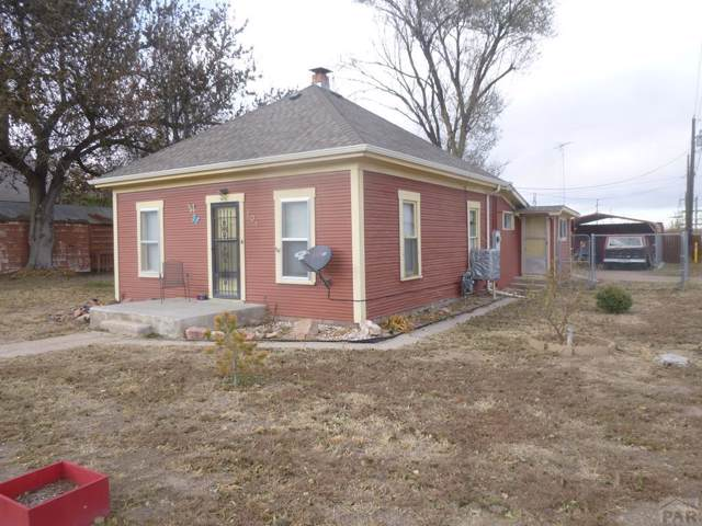 308 E 1st St, Manzanola, CO 81058 (MLS #182905) :: The All Star Team of Keller Williams Freedom Realty