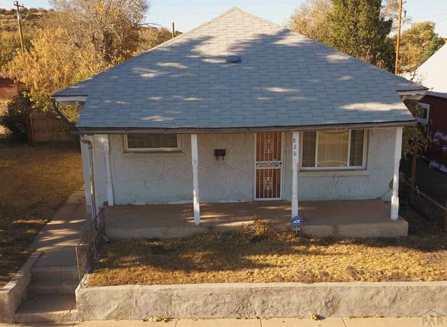 826 W 7th St, Walsenburg, CO 81089 (MLS #182906) :: The All Star Team of Keller Williams Freedom Realty