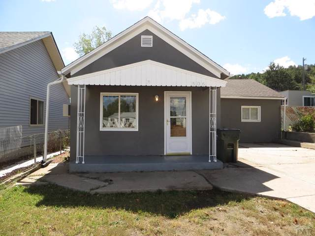 506 E 7th St, Trinidad, CO 81082 (MLS #182925) :: The All Star Team of Keller Williams Freedom Realty