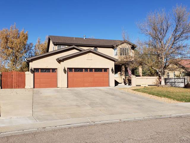6 Redondo Ln, Pueblo, CO 81005 (MLS #182978) :: The All Star Team of Keller Williams Freedom Realty