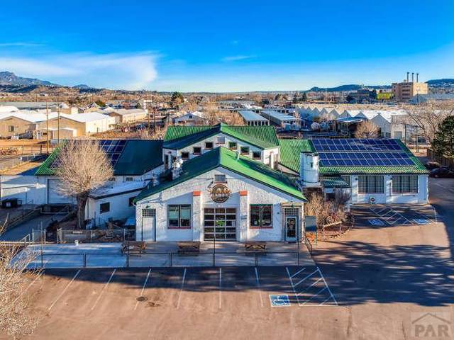 3104 N Nevada Ave, Colorado Springs, CO 80907 (MLS #183030) :: The All Star Team of Keller Williams Freedom Realty