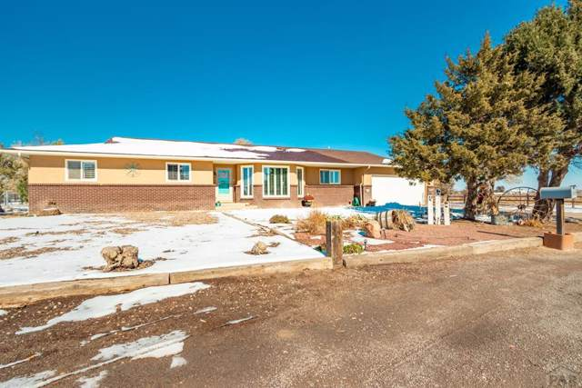 1003 W Camino Al Cielo Dr, Pueblo West, CO 81007 (MLS #183063) :: The All Star Team of Keller Williams Freedom Realty