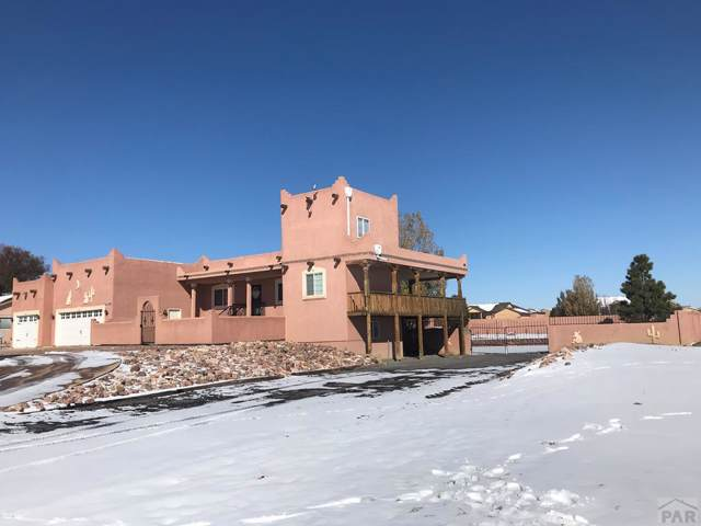1209 W El Caminito Dr, Pueblo West, CO 81007 (MLS #183071) :: The All Star Team of Keller Williams Freedom Realty