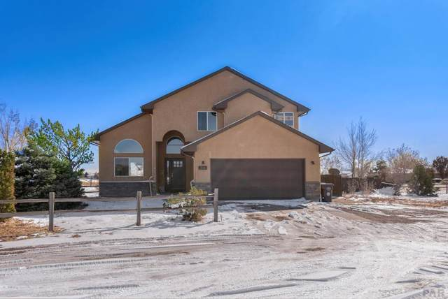 206 S Hacienda Del Sol Dr, Pueblo West, CO 81007 (MLS #183080) :: The All Star Team of Keller Williams Freedom Realty