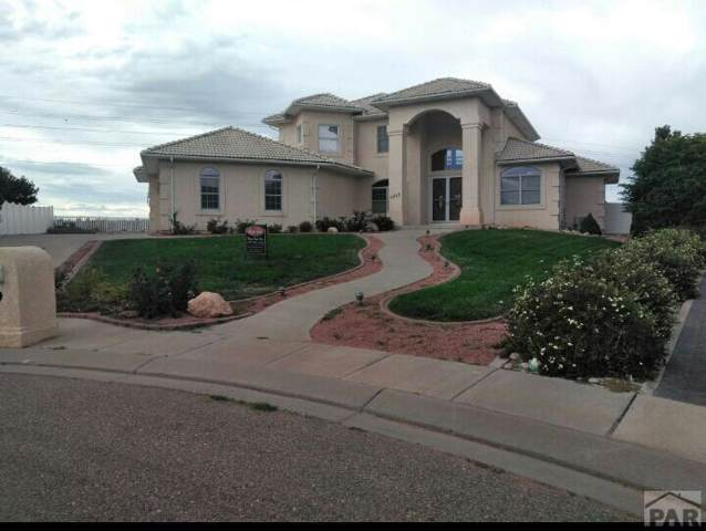 4812 Polo Court, Pueblo, CO 81001 (MLS #183087) :: The All Star Team of Keller Williams Freedom Realty