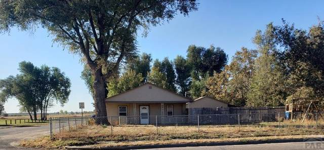 2001 Brown Ave, Pueblo, CO 81004 (MLS #183101) :: The All Star Team of Keller Williams Freedom Realty